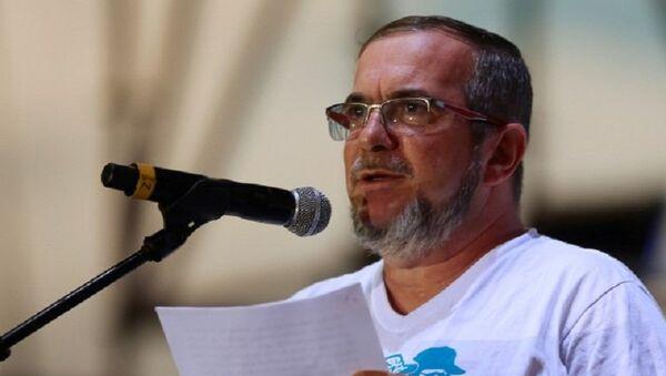 Rodrigo Londoño Echeverri, alias 'Timochenko', máximo líder de las FARC - Sputnik Mundo