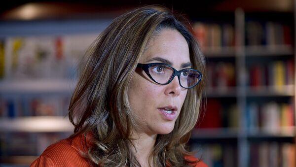 Gina Parody, la exministra de Educación de Colombia - Sputnik Mundo