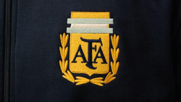 El logo de la Asociación del Fútbol Argentino - Sputnik Mundo