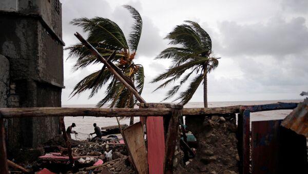 Consecuencias del huracán Matthew - Sputnik Mundo