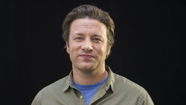 Jamie Oliver - Sputnik Mundo