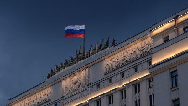 El edificio del Ministerio de Defensa de Rusia - Sputnik Mundo