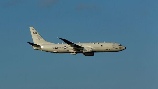 P-8A Poseidon de la Armada de EEUU - Sputnik Mundo