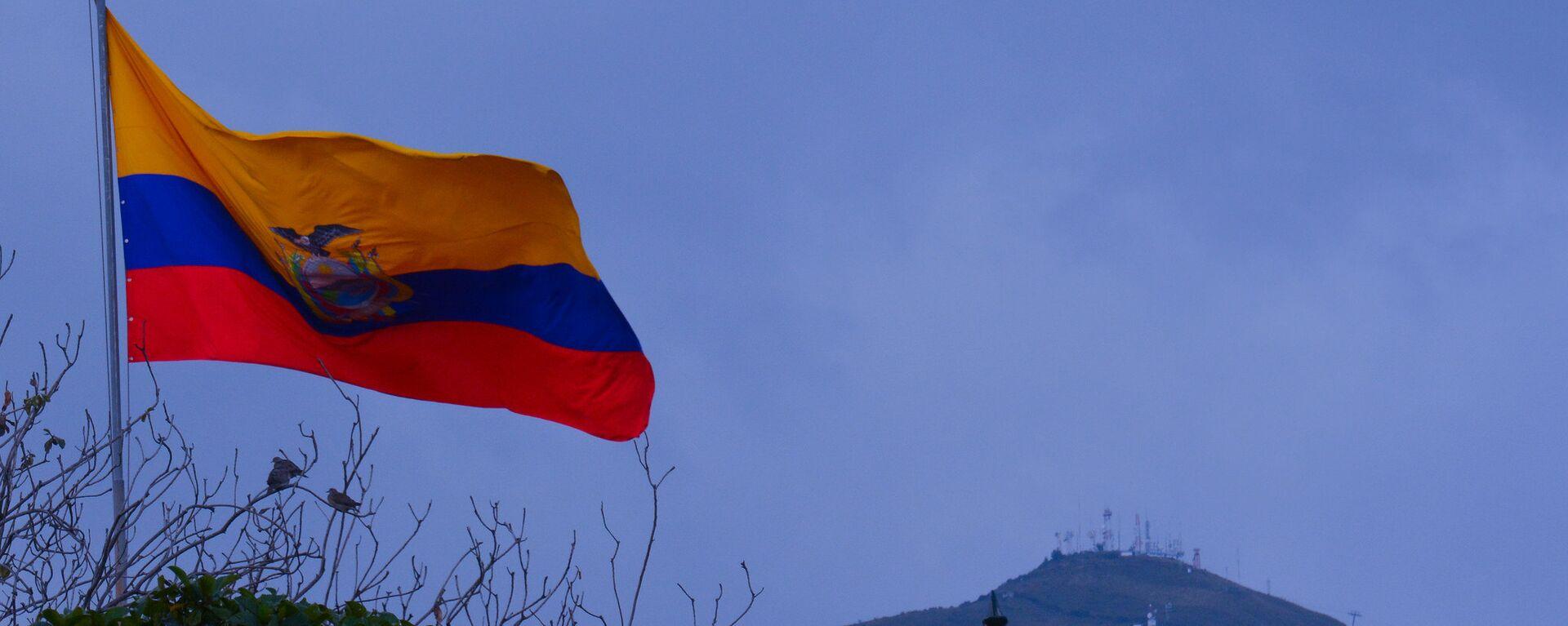 La bandera de Ecuador - Sputnik Mundo, 1920, 23.07.2019
