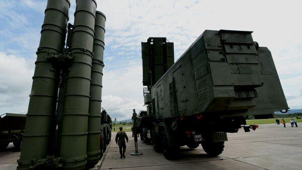 Церемония открытия Международного военно-технического форума АРМИЯ-2016 во Владивостоке - Sputnik Mundo
