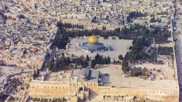 El Monte del Templo o Explanada de las Mezquitas - Sputnik Mundo