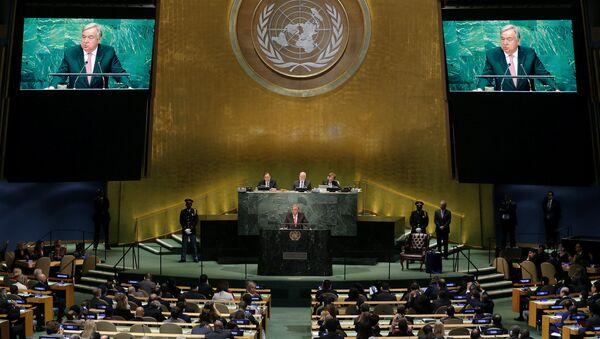 Antonio Guterres, próximo secretario general de la ONU - Sputnik Mundo