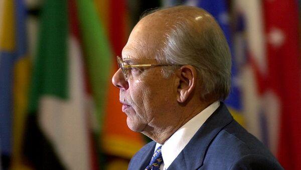Jorge Battle, expresidente de Uruguay - Sputnik Mundo