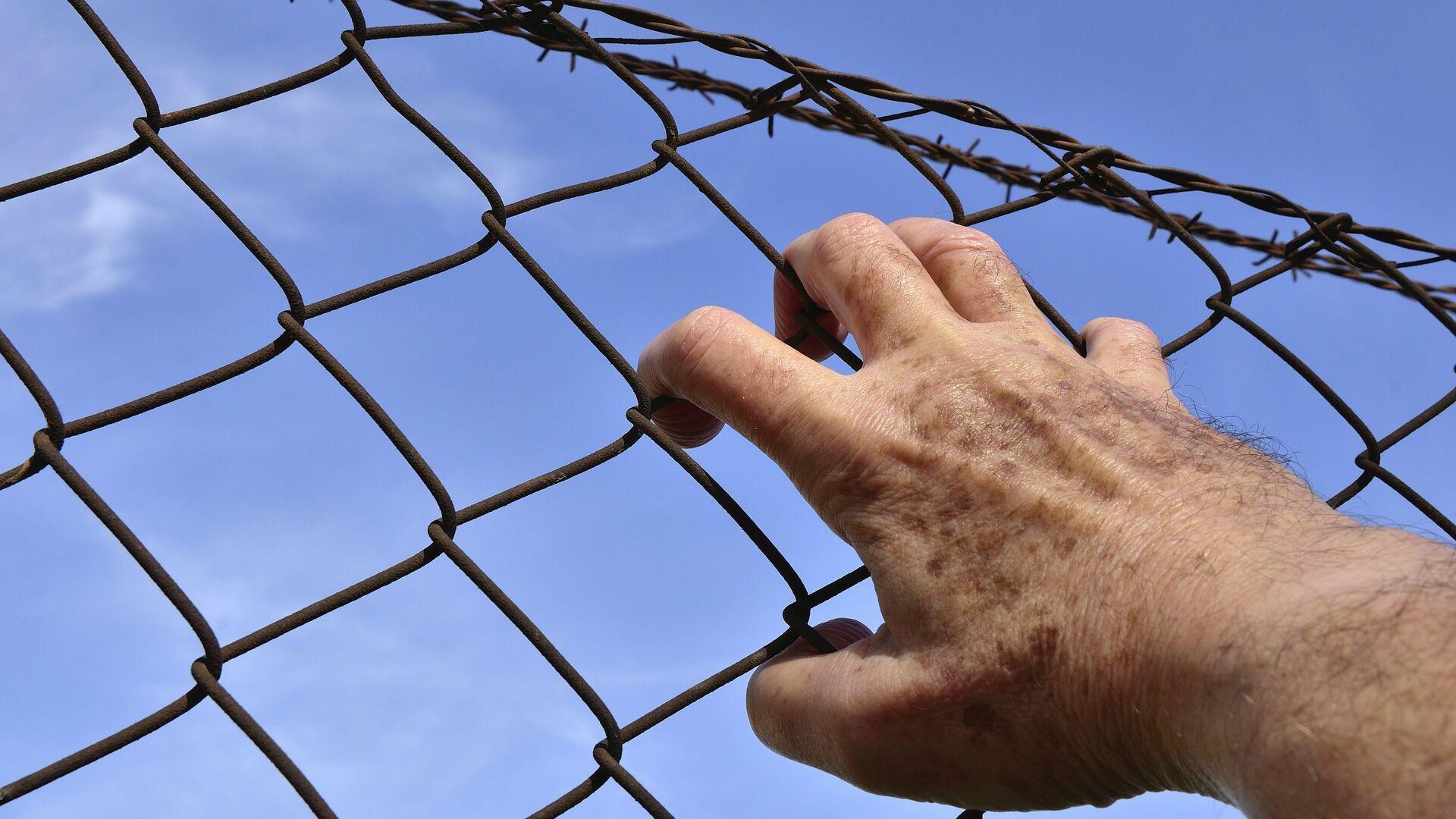 Una cárcel (imagen referencial) - Sputnik Mundo, 1920, 03.09.2021