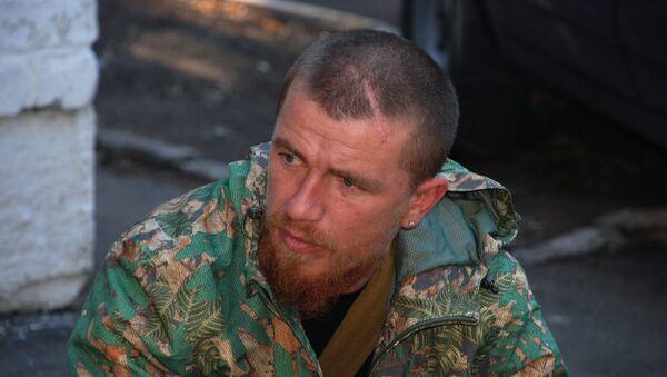 Arseni Pávlov, alias 'Motorola' - Sputnik Mundo