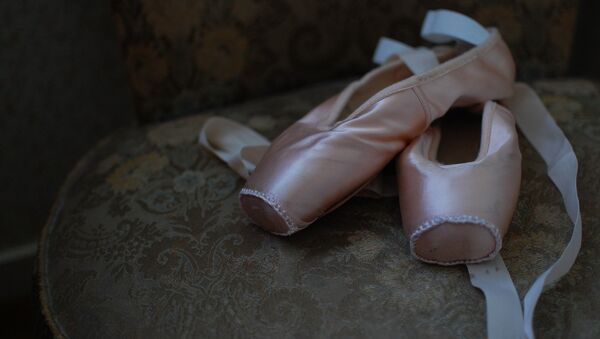 Zapatillas de ballet - Sputnik Mundo