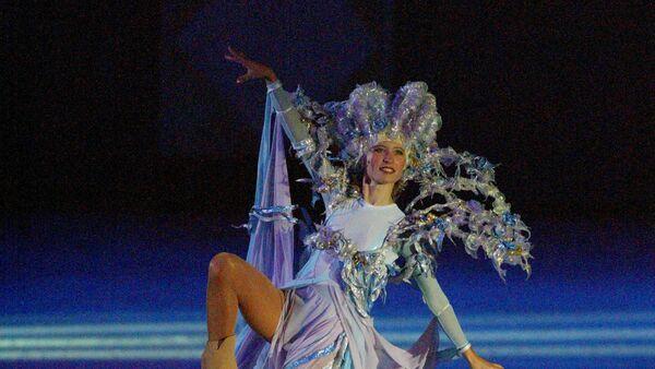 Ballet ruso sobre el hielo - Sputnik Mundo