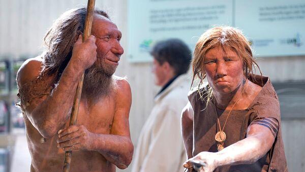 Los neandertales - Sputnik Mundo