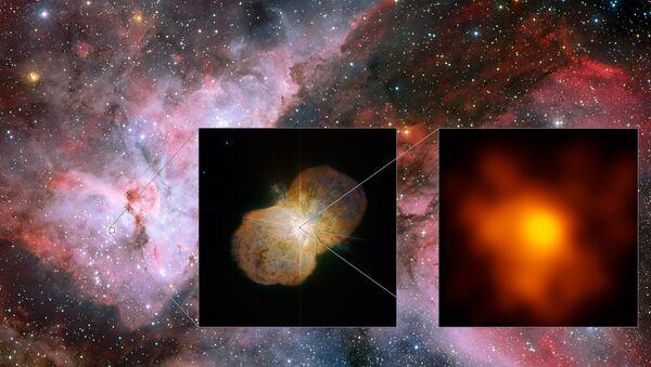 Eta Carinae - Sputnik Mundo