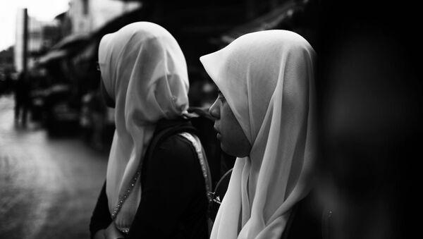 Mujeres musulmanas (archivo) - Sputnik Mundo