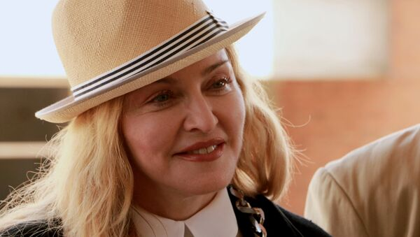 Madonna - Sputnik Mundo