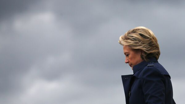 Hillary Clinton, excandidata presidencial demócrata de EEUU - Sputnik Mundo