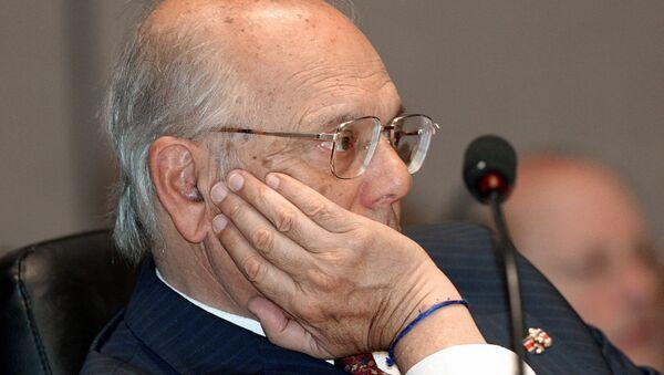 El expresidente de Uruguay, Jorge Batlle - Sputnik Mundo