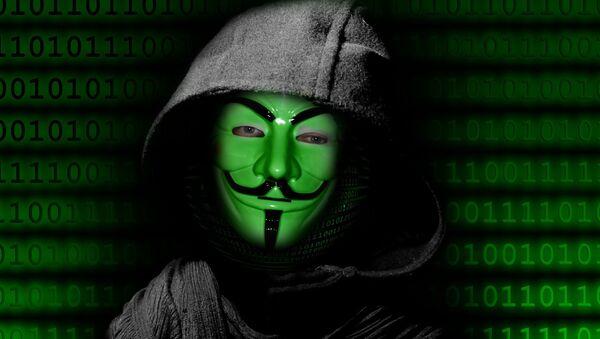 Anonymous - Sputnik Mundo