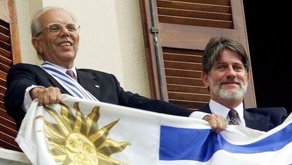Jorge Batlle, el expresidente de Uruguay - Sputnik Mundo