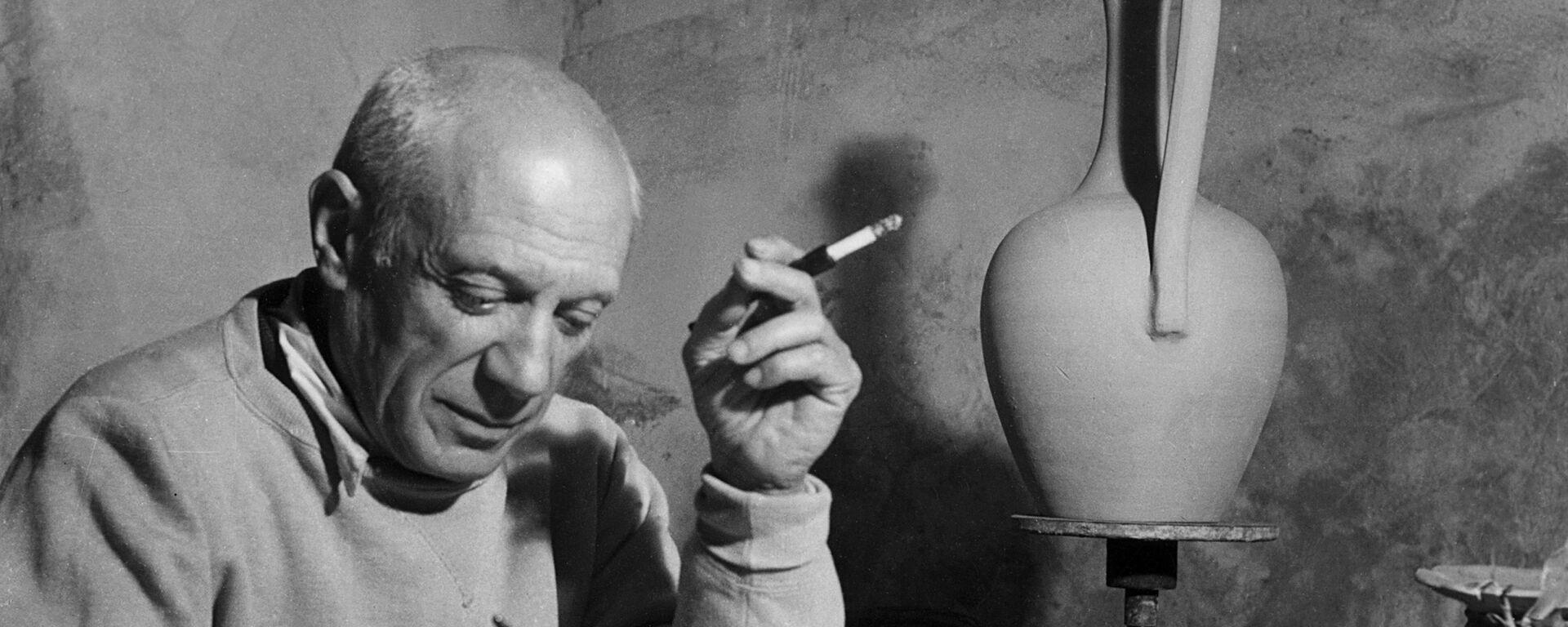 Pablo Ruiz Picasso, pintor y escultor español - Sputnik Mundo, 1920, 20.09.2021