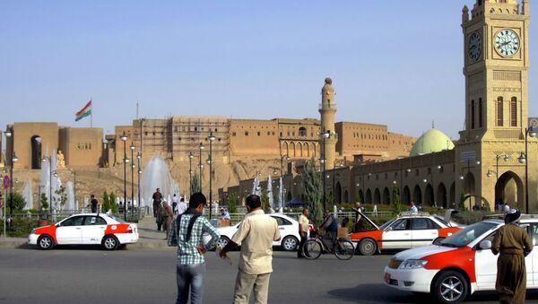 La ciudadela de Erbil - Sputnik Mundo