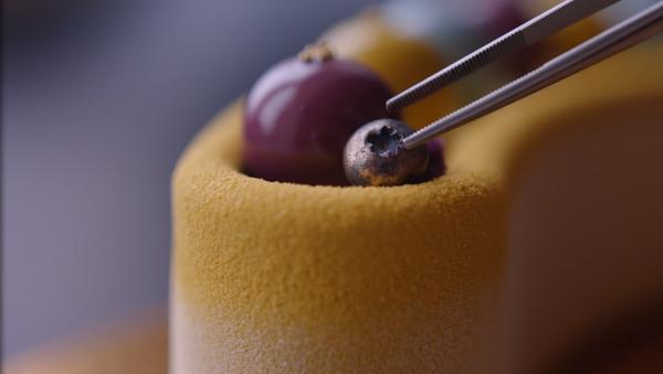Los colores del otoño: una pastelera rusa crea tortas al borde de la perfección - Sputnik Mundo