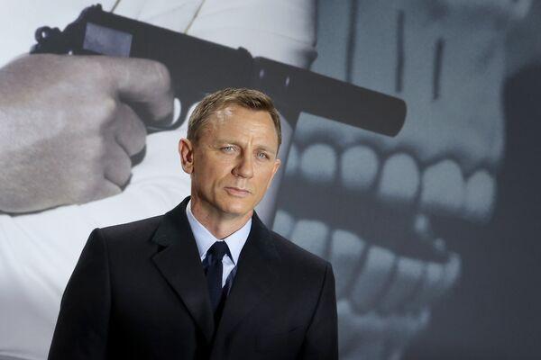 Daniel Craig - Sputnik Mundo