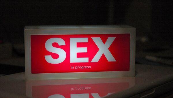 Aviso de Sexo en marcha - Sputnik Mundo