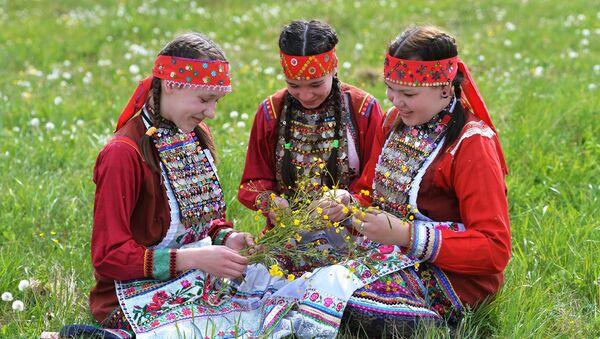 Праздник марийской культуры Ага-Пайрем в Свердловской области - Sputnik Mundo