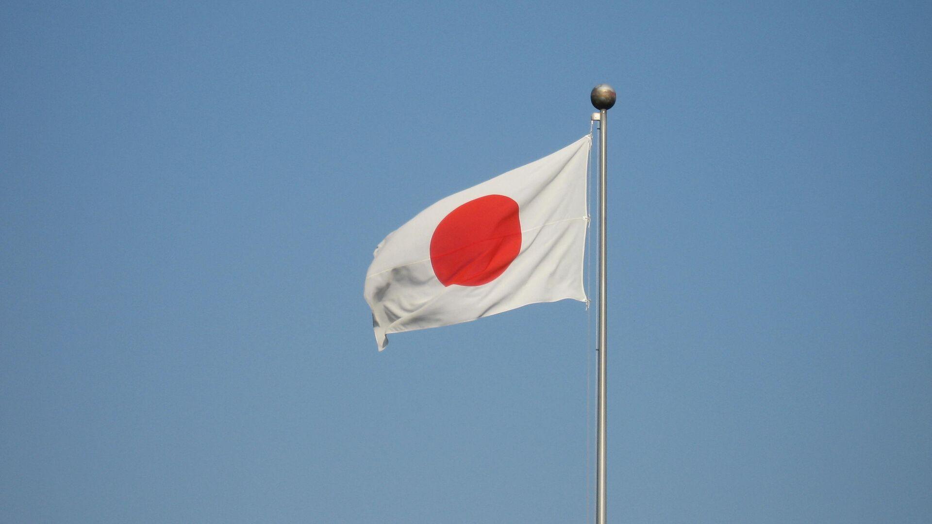 La bandera de Japón - Sputnik Mundo, 1920, 05.10.2021