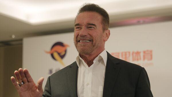 Arnold Schwarzenegger, exgobernador de California - Sputnik Mundo