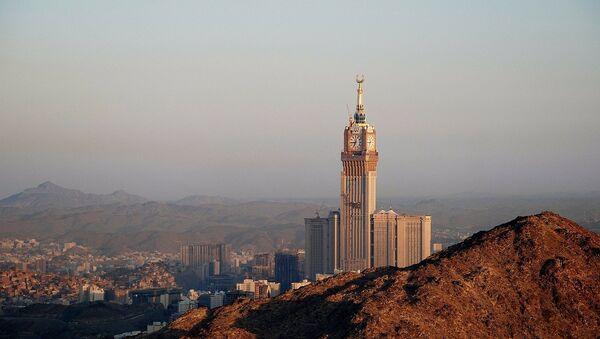 La Meca, Arabia Saudí - Sputnik Mundo