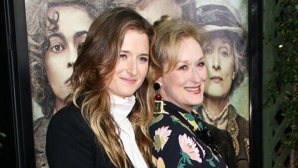 Meryl Streep y Mary Willa 'Mamie' Gummer - Sputnik Mundo
