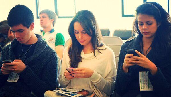 Smartphones - Sputnik Mundo