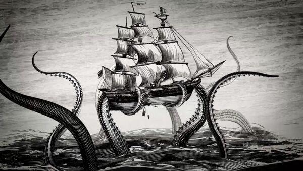 El kraken - Sputnik Mundo