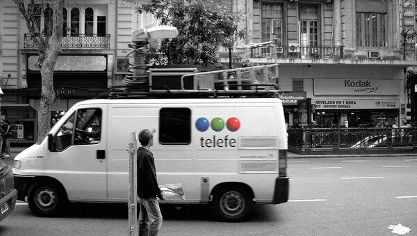 Telefe - Sputnik Mundo
