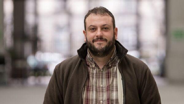 Guillermo Zapata - Sputnik Mundo