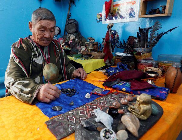 Tuvá, la misteriosa región rusa donde se mezclan el budismo y el chamanismo - Sputnik Mundo