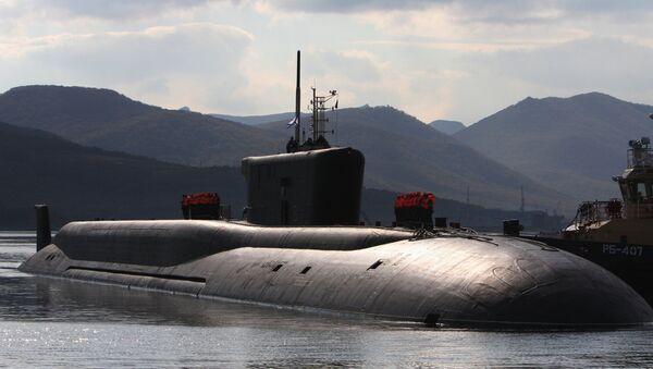 Submarino ruso del proyecto Boréi - Sputnik Mundo
