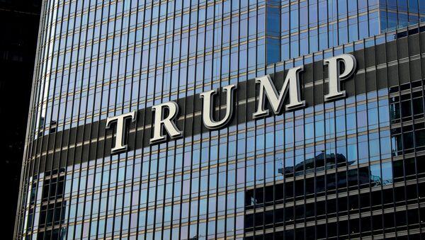 Torre de Trump - Sputnik Mundo