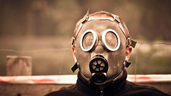 Un hombre enmascarado - Sputnik Mundo