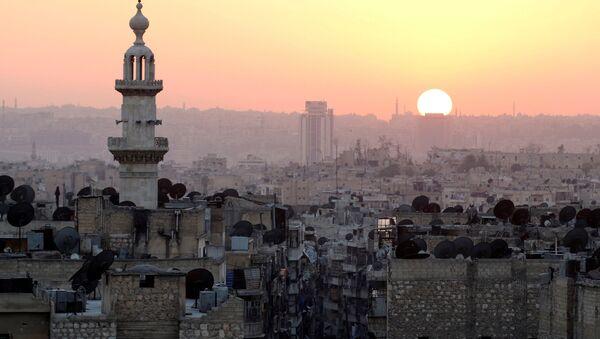 Alepo - Sputnik Mundo