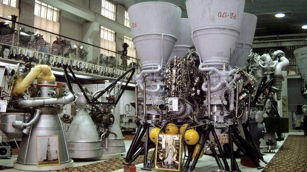 Ракетный двигатель РД-170 - Sputnik Mundo