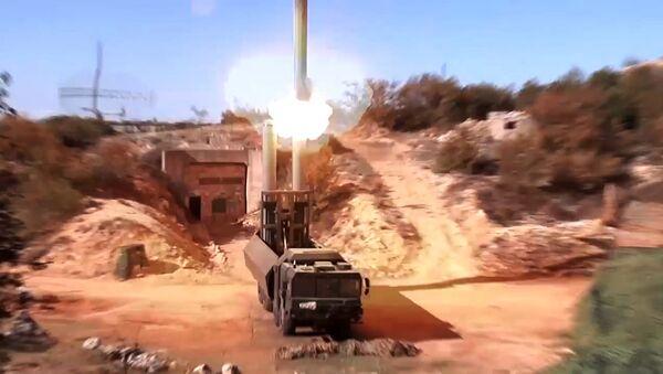 Sistema de misiles Bastión en acción - Sputnik Mundo