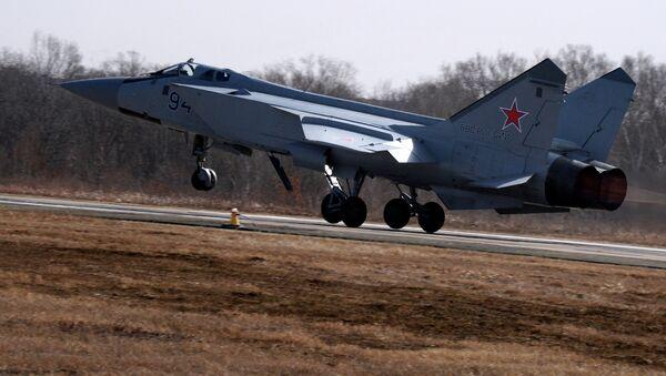 MiG-31BM - Sputnik Mundo