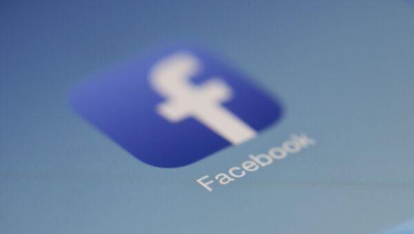 Facebook app - Sputnik Mundo