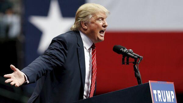 Donald Trump (archivo) - Sputnik Mundo