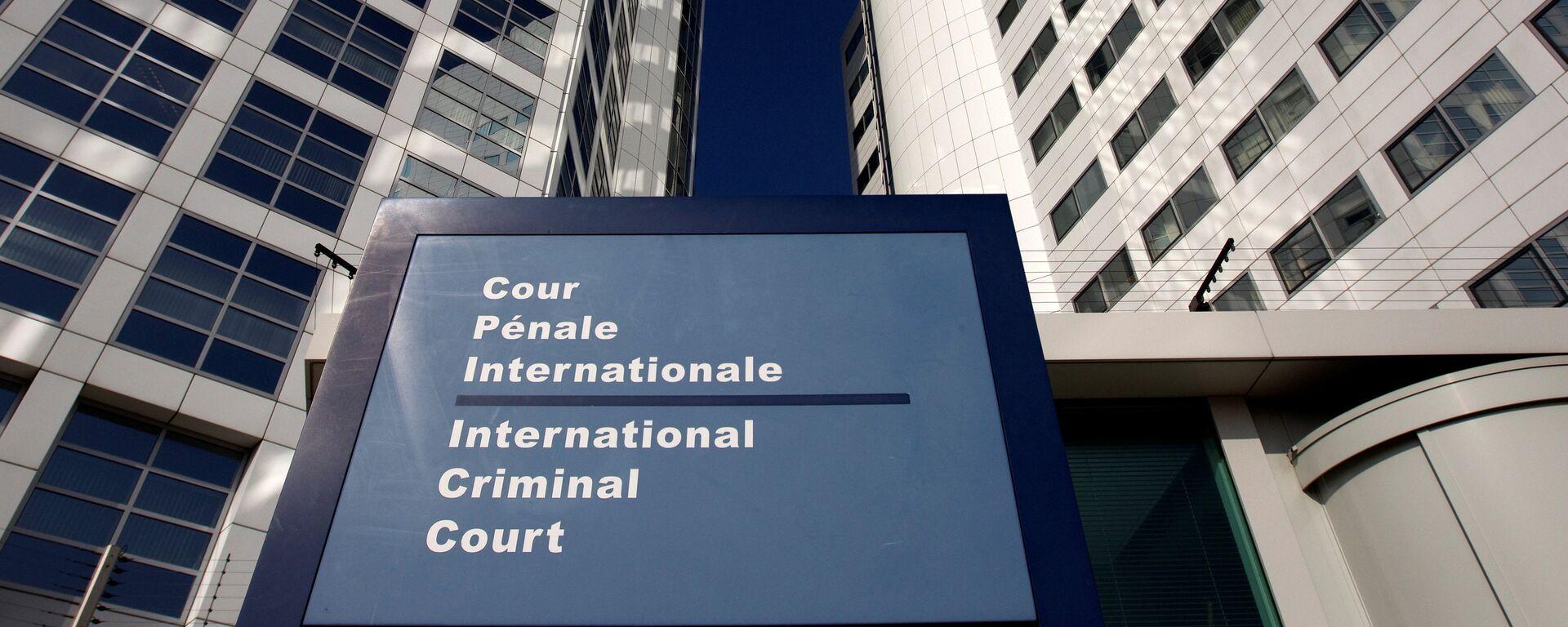 Corte Penal Internacional en la Haya - Sputnik Mundo, 1920, 16.06.2021