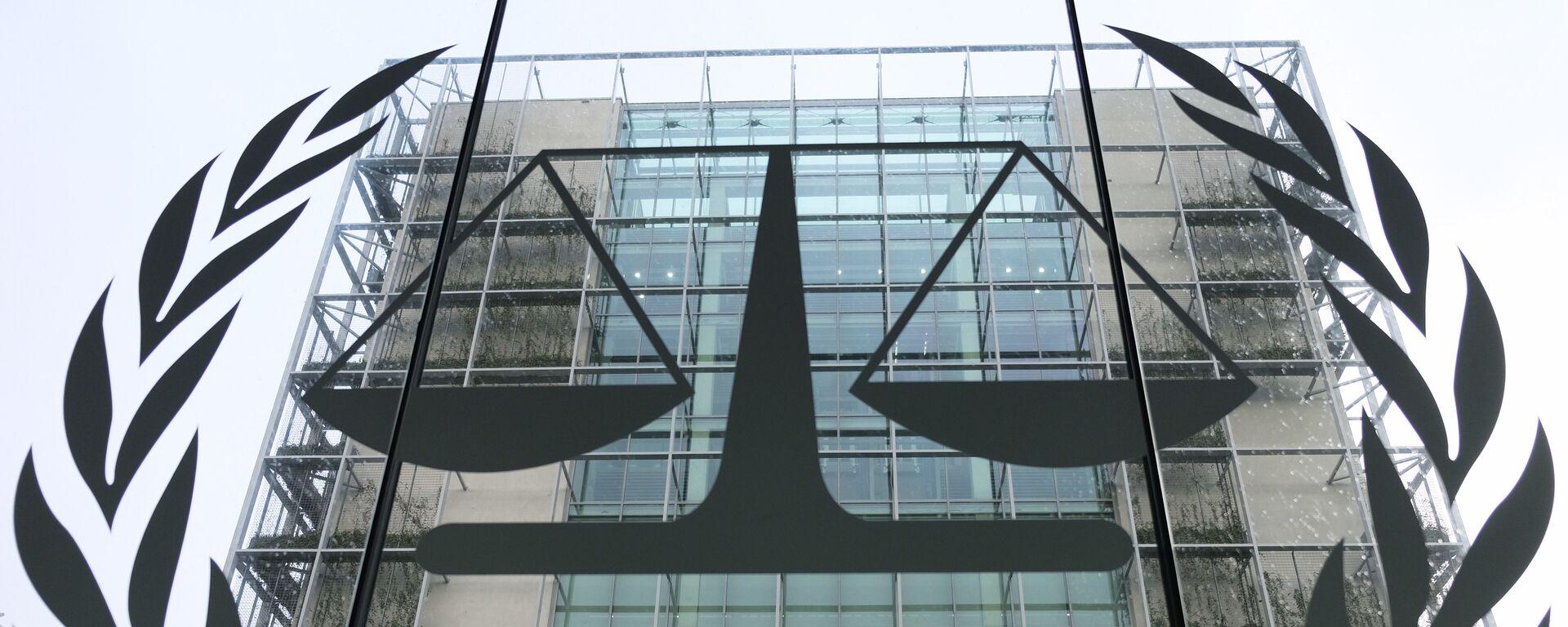 Sede de la Corte Penal Internacional - Sputnik Mundo, 1920, 11.08.2021